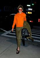 www.acepixs.com<br /> <br /> March 30 2017, New York City<br /> <br /> Model Gigi Hadid arrives at her East Village apartment on March 30 2017 in New York City<br /> <br /> By Line: Philip Vaughan/ACE Pictures<br /> <br /> Email: info@acepixs.com<br /> Tel: 646 769 0430