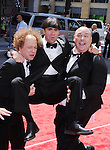 The Three Stooges Los Angeles Premiere 4-7-12