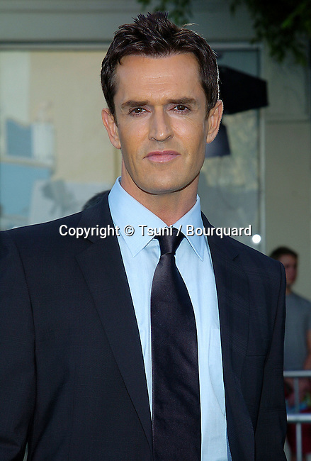 Rupert Everett arriving at the Shrek 2 Premiere at the Westwood Village Theatre in Los Angeles. May 8, 2004.