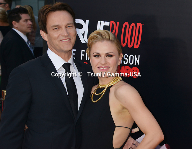 a_Stephen Moyer, Anna Paquin 012 at The True Blood Finale Season 2014 at the TCL Chinese Theatre in Los Angeles.