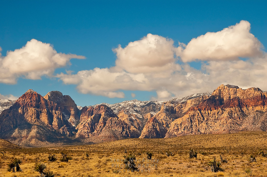 Red Rocks Canyon, Nevada