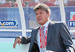 02 July 2007: Mexico head coach Jesus Ramirez. At the National Soccer Stadium, also known as BMO Field, in Toronto, Ontario, Canada. Mexico's Under-20 Men's National Team defeated Gambia's Under-20 Men's National Team 3-0 in a Group C opening round match during the FIFA U-20 World Cup Canada 2007 tournament.