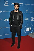 Ray Panthaki at the British Independent Film Awards (BIFA) 2018, Old Billingsgate Market, Lower Thames Street, London, England, UK, on Sunday 02 December 2018.<br /> CAP/CAN<br /> &copy;CAN/Capital Pictures
