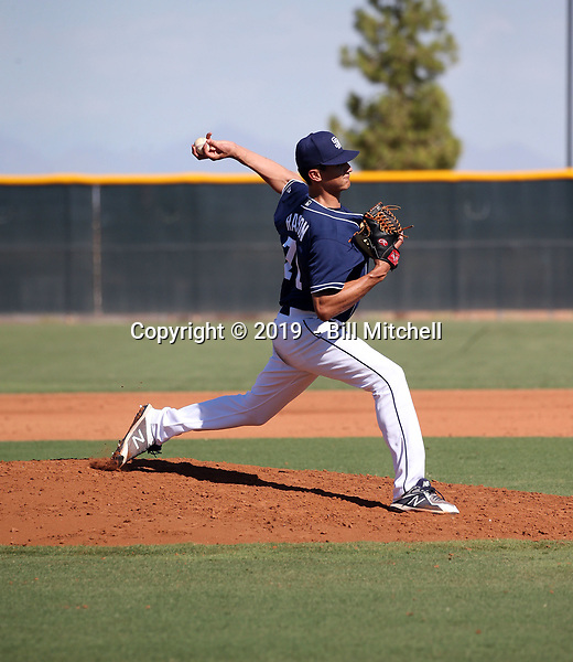 NAME - 2019 AIL Padres (Bill Mitchell)
