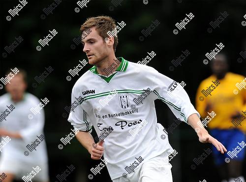 2011-07-30 / Voetbal / seizoen 2011-2012 / Exc. Kaart /  Dimitri Jacobs..Foto: mpics