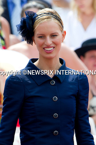 """MONACO ROYAL WEDDING .Karolina Kurkova..Guests Arrive at the Religious wedding of H.S.H Prince Albert II and Miss Charlene Wittstock in the Prince's Palace._Prince's Palace Monaco 01/07/2011..Mandatory Photo Credit: ©Dias/Newspix International..**ALL FEES PAYABLE TO: """"NEWSPIX INTERNATIONAL""""**..PHOTO CREDIT MANDATORY!!: NEWSPIX INTERNATIONAL(Failure to credit will incur a surcharge of 100% of reproduction fees)..IMMEDIATE CONFIRMATION OF USAGE REQUIRED:.Newspix International, 31 Chinnery Hill, Bishop's Stortford, ENGLAND CM23 3PS.Tel:+441279 324672  ; Fax: +441279656877.Mobile:  0777568 1153.e-mail: info@newspixinternational.co.uk"""