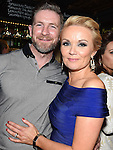 Nicola O'Brien celebrating her 40th birthday in Cagney's with Husband Robbie Matthews. Photo:Colin Bell/pressphotos.ie