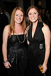 Erin McClung and Lauren Granello at the Dancing with the Houston Stars, a benefit for Houston Ballet, at the home of Becca and John Thrash Tuesday May 10,2011.(Dave Rossman/For the Chronicle)