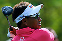 Thongchai Jaidee (THA) during the final round of the DP World Golf Championship played at the Earth Course, Jumeira Golf Estates, Dubai 19-22 November 2015. (Picture Credit / Phil Inglis )