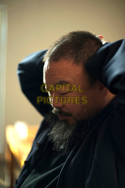AI WEIWEI.in Ai Weiwei: Never Sorry (2012).*Filmstill - Editorial Use Only*.CAP/FB.Supplied by Capital Pictures.