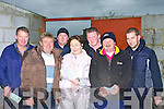 ORGANISERS: The organising committee from listowel coursing who held their coursing in Abbeydorney on Saturday, l-r: Moss Curtin, John McCarthy(Chairman), Noel Madden, Patricia McElligott, Ian O'Carroll,Liam Foley and Patrick O'Connor............................ ..............................   Copyright Kerry's Eye 2008