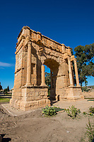 Kasserine_Roman ruins of Sbeitla