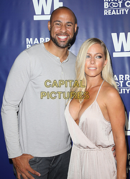 28 May 2015 - West Hollywood, California - Hank Baskett, Kendra Wilkinson. WE tv &quot;Marriage Bootcamp Reality Stars'&quot; Premiere Party held at HYDE Sunset: Kitchen + Cocktails. <br /> CAP/ADM/FS<br /> &copy;FS/ADM/Capital Pictures