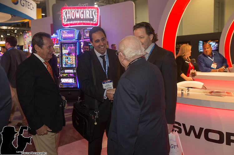 2014 G2E gaming convention Las Vegas Sands Ainsworth design, developer and manufacture of the A560 and Ambassador range of gaming products along with a range of entertaining stand alone progressive and linked games to markets around the globe.