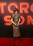"Anna Wintour attends the Broadway Opening Night of ""Torch Song"" at the Hayes Theater on Noveber 1, 2018 in New York City."
