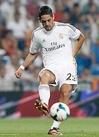 Real Madrid's Isco during La Liga match.August 18,2013. (ALTERPHOTOS/Acero) <br /> Football Calcio 2013/2014<br /> La Liga Spagna<br /> Foto Alterphotos / Insidefoto <br /> ITALY ONLY
