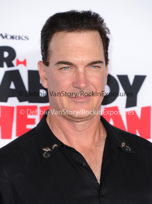 Patrick Warburton attends The Twentieth Century Fox and Dreamwork Animation Holly-Woof Premiere of Mr. Peabody & Sherman Premiere held at The Regency Village Westwood in Westwood, California on March 05,2014                                                                               © 2014 Hollywood Press Agency