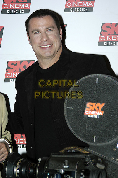 JOHN TRAVOLTA.61st Venice Film Festival.September 2nd, 2004.headshot, portrait.www.capitalpictures.com.sales@capitalpictures.com.© Capital Pictures.