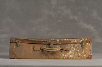 Willard Suitcases / Dorthea B / ©2014 Jon Crispin