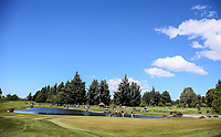 General View during the New Zealand Amateur Golf Championship at Russley Golf Course, Christchurch, New Zealand. Sunday 5 November 2017. Photo: Simon Watts/www.bwmedia.co.nz