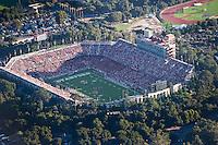 Aerial Stadium View
