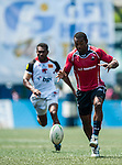 BGC Dragons vs Borneo Eagles during day 2 of the 2014 GFI HKFC Tens at the Hong Kong Football Club on 27 March 2014. Photo by Juan Flor / Power Sport Images