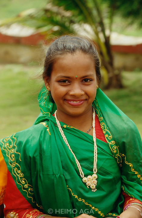 A good portion of Portuguese blood in Diu's population is responsible for what Indians consider to be their most beautiful women.