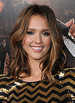 Jessica Alba Warren at the 20th Century Fox Special screening of Machete held at The Orpheum Theatre in Los Angeles, California on August 25,2010                                                                               © 2010 Hollywood Press Agency