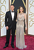 Brad Pitt and Angelina Jolie<br /> 86TH OSCARS<br /> The Annual Academy Awards at the Dolby Theatre, Hollywood, Los Angeles<br /> Mandatory Photo Credit: &copy;Dias/Newspix International<br /> <br /> **ALL FEES PAYABLE TO: &quot;NEWSPIX INTERNATIONAL&quot;**<br /> <br /> PHOTO CREDIT MANDATORY!!: NEWSPIX INTERNATIONAL(Failure to credit will incur a surcharge of 100% of reproduction fees)<br /> <br /> IMMEDIATE CONFIRMATION OF USAGE REQUIRED:<br /> Newspix International, 31 Chinnery Hill, Bishop's Stortford, ENGLAND CM23 3PS<br /> Tel:+441279 324672  ; Fax: +441279656877<br /> Mobile:  0777568 1153<br /> e-mail: info@newspixinternational.co.uk