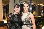 Pictured at the Limerick Sports Partnership Sports Awards were: Breda &amp; Amy Breen<br /> Picture  Credit Brian Gavin Press 22