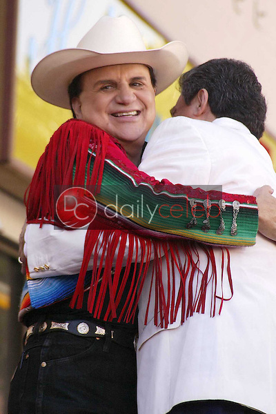 Johnny Canales and Jose Jose