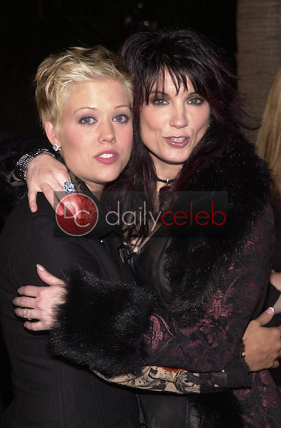 Tammy Lynn Michaels and Meredith Brooks