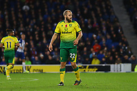 Teemu Pukki of Norwich City during Brighton & Hove Albion vs Norwich City, Premier League Football at the American Express Community Stadium on 2nd November 2019