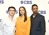 Felix Mallard, Amber Stevens West &amp; Damon Wayans, Jr  from &quot;Happy Together&quot;attends the CBS Upfront 2018-2019 at The Plaza Hotel in New York, New York, USA on May 16, 2018.<br /> <br /> photo by Robin Platzer/Twin Images<br />  <br /> phone number 212-935-0770