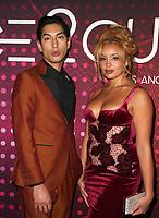 HOLLYWOOD, CA - DECEMBER 1: Lucas Goodman, Jillian Hervey, at amfAR Dance2Cure Event at Bardot At Avalon in Hollywood, California on December 1, 2018. <br /> CAP/MPI/FS<br /> &copy;FS/MPI/Capital Pictures