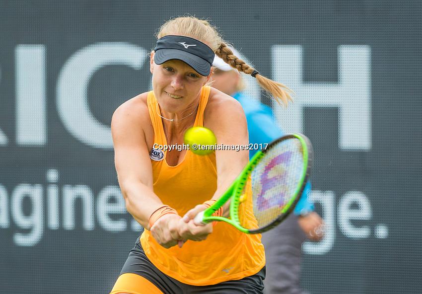 Den Bosch, Netherlands, 13 June, 2017, Tennis, Ricoh Open, Kiki Bertens (NED)<br /> Photo: Henk Koster/tennisimages.com