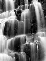 Waterfall detail, lower falls, Yankee Boy Basin, Colorado.<br /> <br /> Mamiya RB67 Pro SD, 180mm lens, Kodak TMAX film