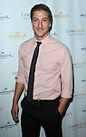 Daniel Lissing arriving at Hallmark Movie Channel Presents 'The Color Of Rain' held at the Paley Center For Media Beverly Hills, CA. May 28, 2014.