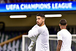 Sami Khedira of Juventus during the training session ahead the UEFA Champions League Final between Real Madrid and Juventus at the National Stadium of Wales, Cardiff, Wales on 2 June 2017. Photo by Giuseppe Maffia.<br /> <br /> Giuseppe Maffia/UK Sports Pics Ltd/Alterphotos