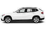 Driver side profile view of a .2013 BMW X1 sDrive 28i sDrive28i