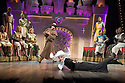 Monty Python's Spamalot a musical based on the film Monty Python and the Holy Grail. Book and Lyrics by Eric Idle.  .  Opens at the Palace  Theatre on 16/10/06 CREDIT Geraint Lewis