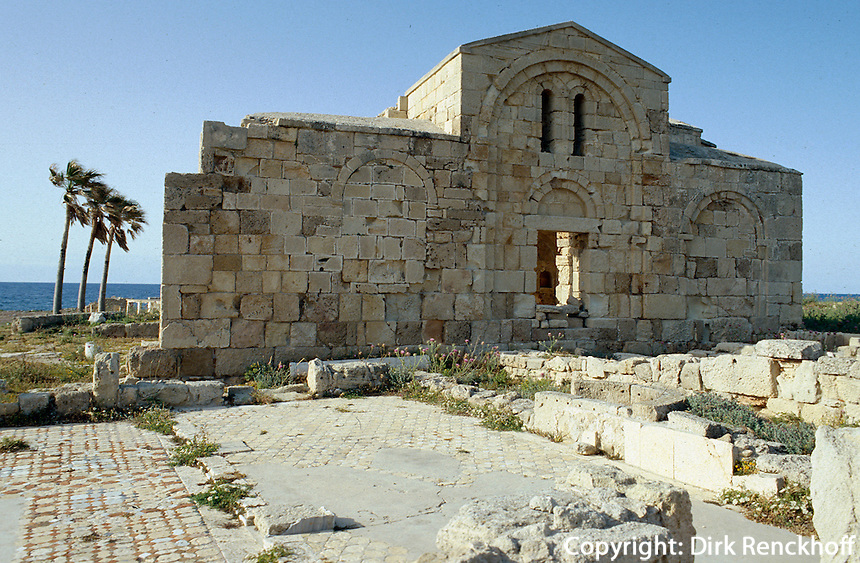 Nordzypern, Agios Philon-Kirche