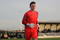 Stephen Reynolds of Romford during Grays Athletic vs Romford, Bostik League Division 1 North Football at Parkside on 1st January 2018