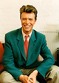 1992: DAVID BOWIE - London