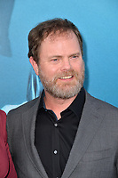 "LOS ANGELES, CA - August 06, 2018: Rainn Wilson at the US premiere of ""The Meg"" at the TCL Chinese Theatre"