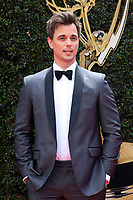 PASADENA - APR 29: Darin Brooks at the 45th Daytime Emmy Awards Gala at the Pasadena Civic Center on April 29, 2018 in Pasadena, California