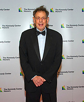 Philip Glass arrives for the formal Artist's Dinner honoring the recipients of the 41st Annual Kennedy Center Honors hosted by United States Deputy Secretary of State John J. Sullivan at the US Department of State in Washington, D.C. on Saturday, December 1, 2018.   <br /> CAP/MPI/RS<br /> &copy;RS/MPI/Capital Pictures