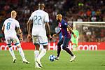 UEFA Champions League 2018/2019 - Matchday 1.<br /> FC Barcelona vs PSV Eindhoven: 4-0.<br /> Arturo Vidal.