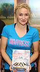 "Betsy Wolfe from the cast of ""Waitress"" celebrate 'Sugar, Butter, Flour: The Waitress Pie Cookbook at The Brooks Atkinson Theatre on June 27, 2017 in New York City."