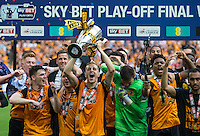 Hull City v Sheffield Wednesday - Championship PLAY OFF FINAL - 28.05.2016